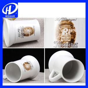 Top-Rated Ceramic Beer Mug as Promotional Mug pictures & photos