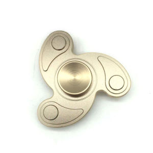 Tri-Spinner Fidget Toy Metal Fidget Spinner Educational Toy pictures & photos