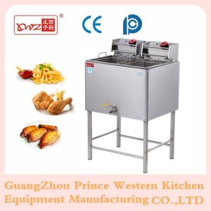 Deep Fryer for Kfc Fried Chicken with Floor/ Electric Fryer pictures & photos