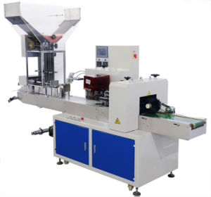 Autoamtic Plastic Straw Packing Machine pictures & photos