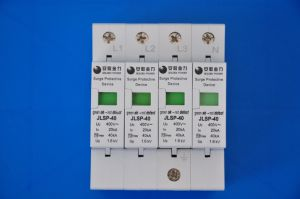 Surge Protective Device 20ka 230/400V, Jlsp-400-40, SPD, 17004 pictures & photos