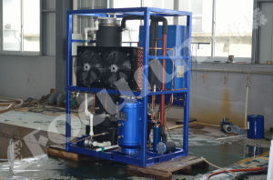 Food Processing Industry Drinks Cooling Tube Ice Machine (FIT-20) pictures & photos