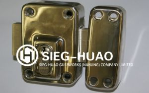 Casting Stainless Steel Lockset for Cabinets/Furnitures