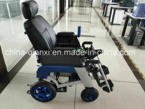 New Design Lithium Electric Wheelchair with Ce pictures & photos