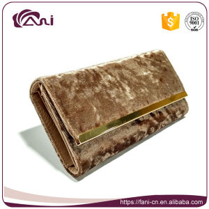 Women Wallets 2017 Designs, Long Lady Clutch Purse Money Bag pictures & photos