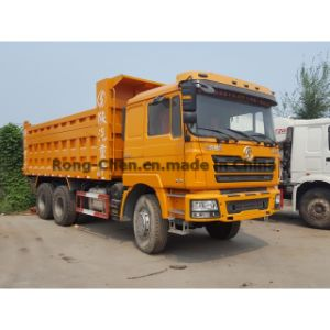Shacman Used Dump Truck 6*4 pictures & photos