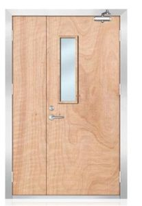 Entrance Security Fire Door