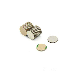 High Performance Sintered Permanent Neodymium Adhesive Magnet pictures & photos