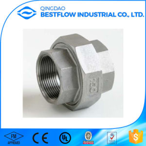 304 or 316 Stainless Steel Pipe Fittings Male and Female Thread Hex Bushing pictures & photos