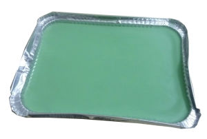 1kg Foil Tray Hard Wax Block pictures & photos