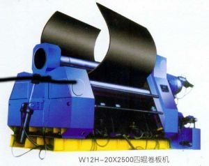 W11 Series 3-Roll Rolling Machine (8*2000) pictures & photos