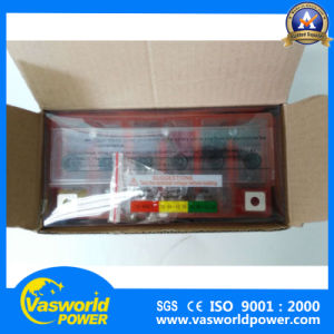 Vasworld Power Wholesale 3ah, 4ah, 5ah, 7ah, 9ah, 12ah 12V Gel Motorcycle Battery pictures & photos