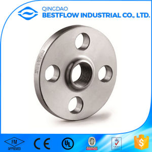 Hot Sale 150bl ANSI Carbon Steel Forged RF Flange pictures & photos