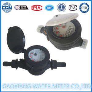Nylon Plastic Water Meter for Dn15mm Multi Jet Water Meter pictures & photos