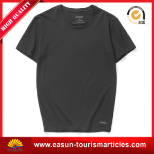 Full-Size Printing Scoop Neck Polo T-Shirt for Men pictures & photos