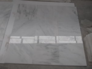 Oriental White Marble Slabs for Wall Floor Countertops pictures & photos