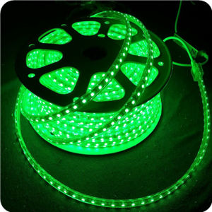 ETL 110V&230V 5050 2700k/3000k/4000k/5000k/6000k RGB Waterproof LED Strip Light pictures & photos