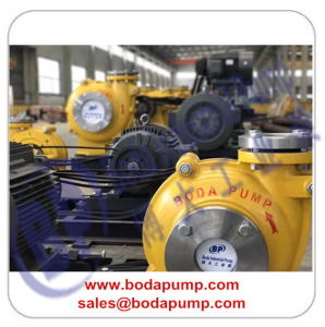 Paper Pulp Machine Slurry Pump Machinery pictures & photos