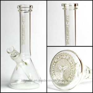 "in Stock Glass Smoking Sets Water Pipes Mothership Beaker 10"" Hookah Shisha Wholesale Waterpipes pictures & photos"