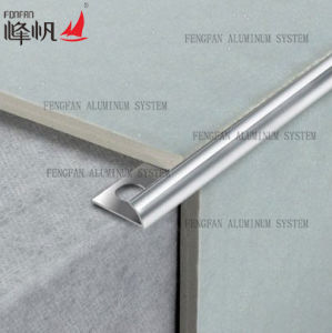 Stainless Steel Round Tile Trim 10mm Height pictures & photos