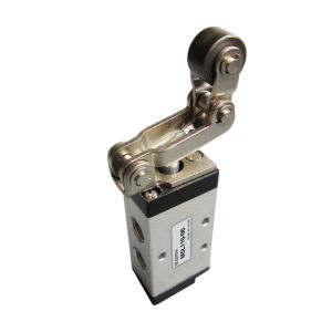 M5pl110-06 M5 Latching Manual Mechanical Valve 2 Position 5 Way pictures & photos
