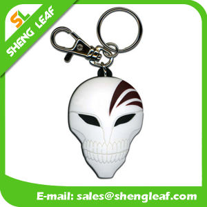 Promotion Customized 3D PVC Soft Rubber Key Chain Product (SLF-KC012) pictures & photos