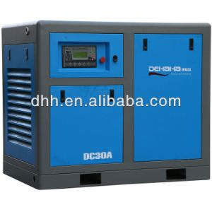 Permanent Magnet Variable Frequency Screw Air Compressor pictures & photos