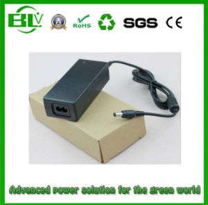 Switching Power Adapter for 21V2a Lithium Battery/Li-ion Battery to Power Adaptor with Customized Socket pictures & photos