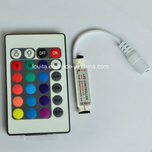 Mini 24 Key IR Remote Wireless Controller pictures & photos