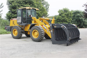 Supply Grass Grapple Suitable for XCMG Wheel Loader pictures & photos
