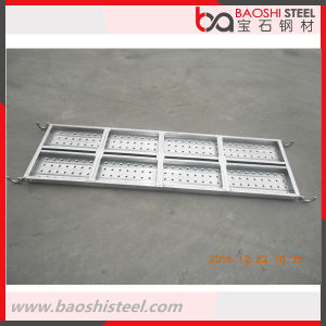 Scaffolding Steel Catwalk with Hook pictures & photos
