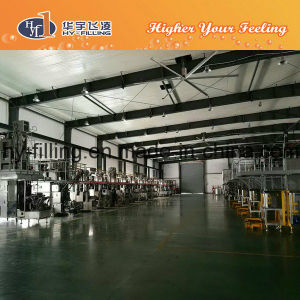 Aseptic Brick Juice Carton Box Filling Machine pictures & photos