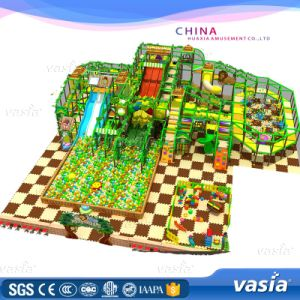 China Playground Equipment Mushroom House Design Commercia pictures & photos
