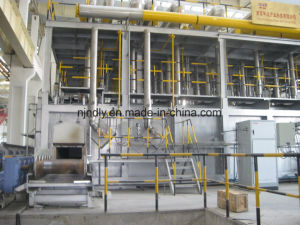 Walking Beam Heating Furnace for Copper Slab pictures & photos