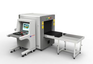Mall use X-ray Baggage Scanner AT6550 X ray baggage and parcel inspection pictures & photos
