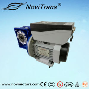 3kw Servo Transmission Speed Control Motor with Decelerator (YVM-100A/D) pictures & photos