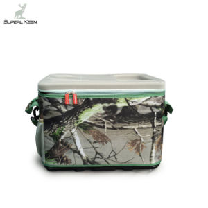 2017 New Style Great for Sporting Activity Camo Foldable Molded Cooler Bag pictures & photos