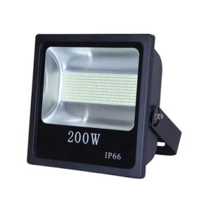 High Quality 200W Outdoor Slim LED Flood Light 5730 SMD LED pictures & photos
