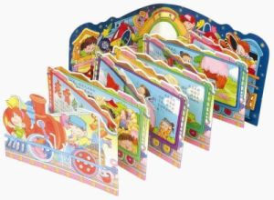 School Supplies Fancy Kids Pop up Books Printing pictures & photos