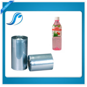 PVC Heat Shrink Film Used for Drink Bottle Label Printing