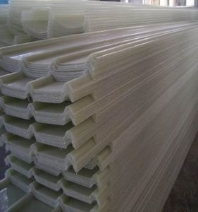 Polycarbonate Corrugated Polycarbonate Sheet for Roof pictures & photos
