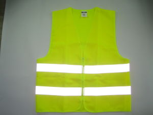 Wholesale Workwear High Visibility Traffic Reflective Safety Vest with Ce pictures & photos