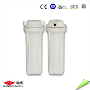 Slim Clear Female Thread Water Treatment Filter Housing pictures & photos