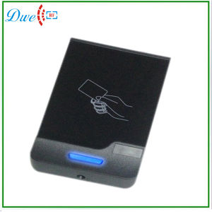 13.56MHz Passive RFID Card Reader Wiegand 26 Output Format with FCC Certification pictures & photos