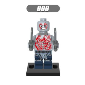Plastic Building Blocks Toys Mini Figures Guardians of The Galaxy (X0159) pictures & photos