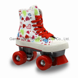 Quad Roller Skate (QS-66-1) pictures & photos