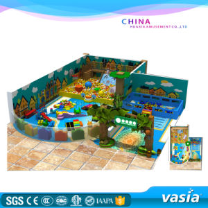 Big Jumping Outdoor Trampoline Park Design and Planning for Kids pictures & photos