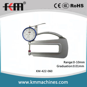 0-10mm Dial Thickness Gauge with 120mm Deep Throat pictures & photos