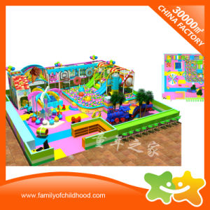 Tuck-Shop Theme Children Commercial Indoor Playground Equipment for Sale pictures & photos