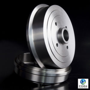 Light Brake Drum for Commercial Cars
